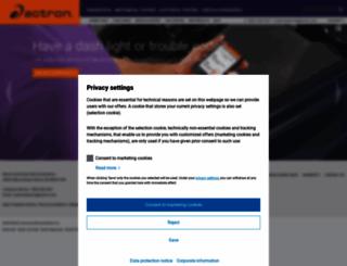 actron.com screenshot