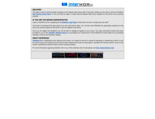 actshowers.com.au screenshot
