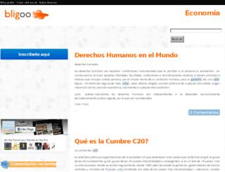 actualidadeconomica.bligoo.es screenshot