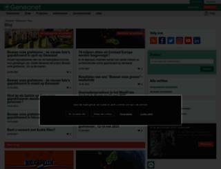 actueel.geneanet.org screenshot