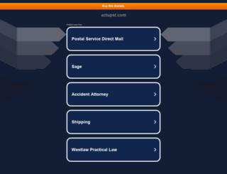 actupsf.com screenshot