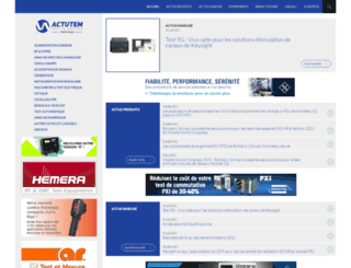 actutem.com screenshot