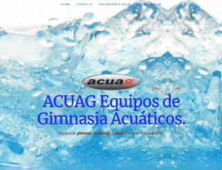 acuag.com.ar screenshot