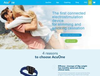 acuone.fr screenshot