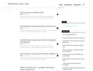 acupressurepointsguide.com screenshot
