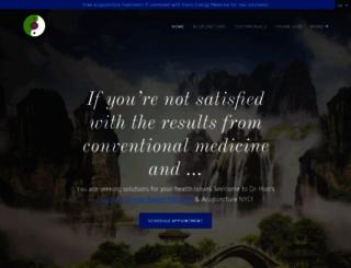 acupuncturistusa.com screenshot