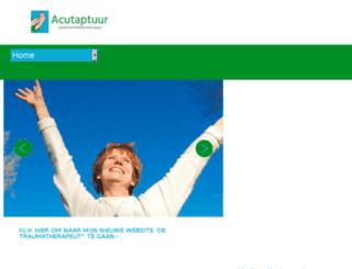 acutaptuur.nl screenshot