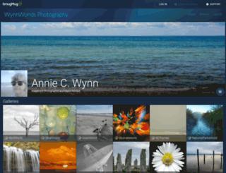 acwynn.smugmug.com screenshot