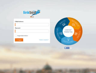 ad-agents.mylinkbird.com screenshot