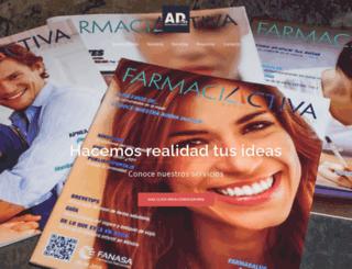 ad-mas.com.mx screenshot