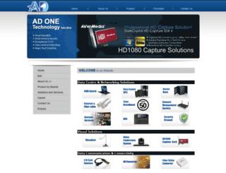 ad-one.com.my screenshot