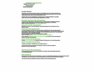 ad-track.de screenshot