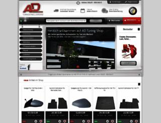 ad-tuning.de screenshot