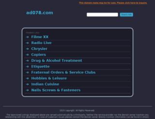 ad078.com screenshot
