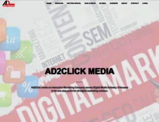 ad2click.com screenshot