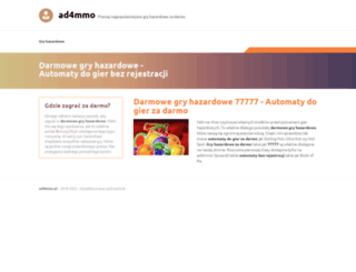 ad4mmo.pl screenshot