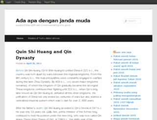 adaapadenganjanda.blog.com screenshot