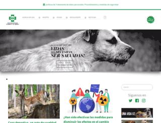 adacolombia.org screenshot