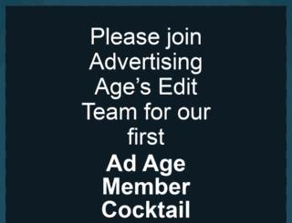adagecocktails.splashthat.com screenshot
