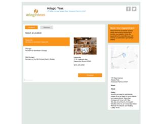 adagio.setster.com screenshot