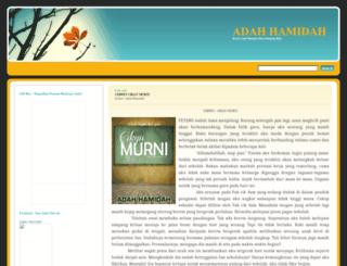 adahhamidah.blogspot.com screenshot