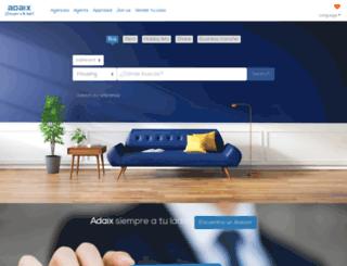 adaix.com screenshot
