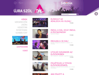 adal2013.hu screenshot