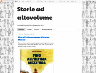 adaltovolume.blogspot.com screenshot