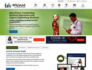 adam.com screenshot