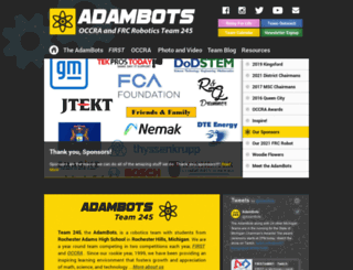 adambots.com screenshot