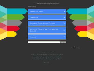 adameasoninnercircle.com screenshot