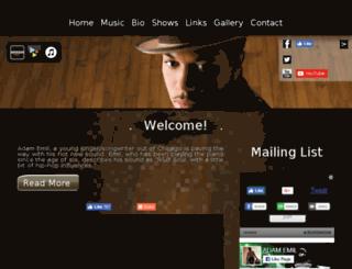 adamemil.com screenshot