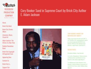 adamjackson.com screenshot