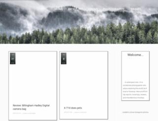 adampaul.com screenshot