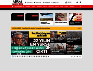 adanaajans.net screenshot