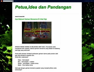 adanaberkat-petuaideadanpandangan.blogspot.com screenshot