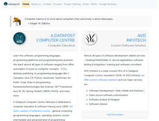 adatapost.com screenshot