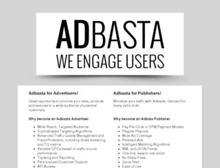 adbasta.com screenshot