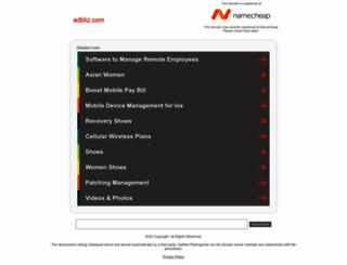 adbliz.com screenshot