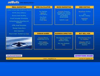 adbulls.com screenshot