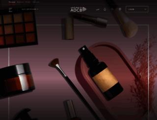 adcb.com screenshot