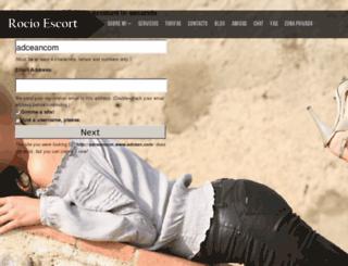 adcean.com screenshot