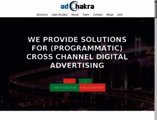 adchakra.com screenshot