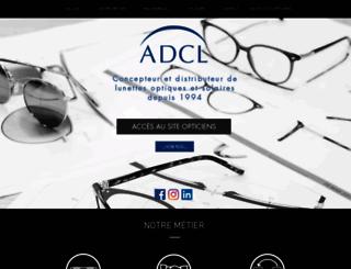 adcl.fr screenshot