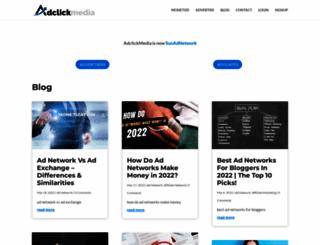 adclickmedia.com screenshot
