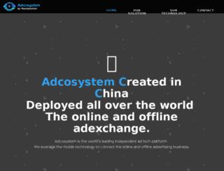adcosystem.cc screenshot