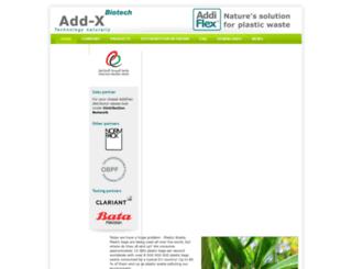 add-xbiotech.com screenshot