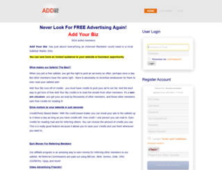 add-your-biz.com screenshot