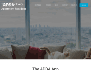 adda.io screenshot