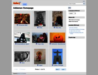 addaman.com screenshot